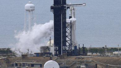 le-lancement-du-vol-habite-de-spacex-reporte-a-samedi