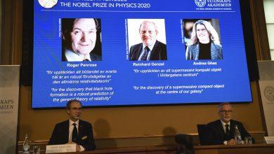 le-nobel-de-physique-a-un-trio-d'experts-des-«trous-noirs»